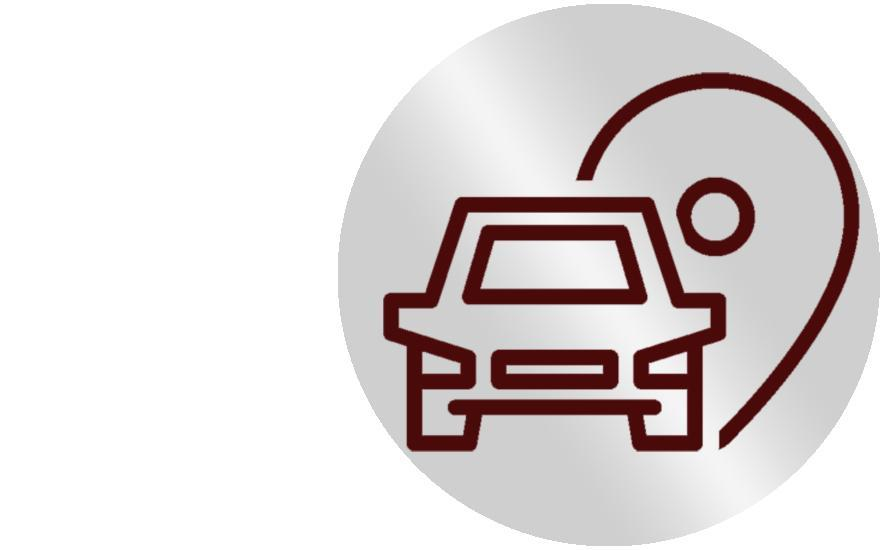 ikona samochodu
